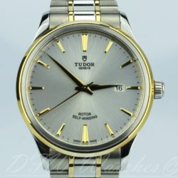 Tudor 18k Yellow Gold & Stainless Steel Style 12703 (1)