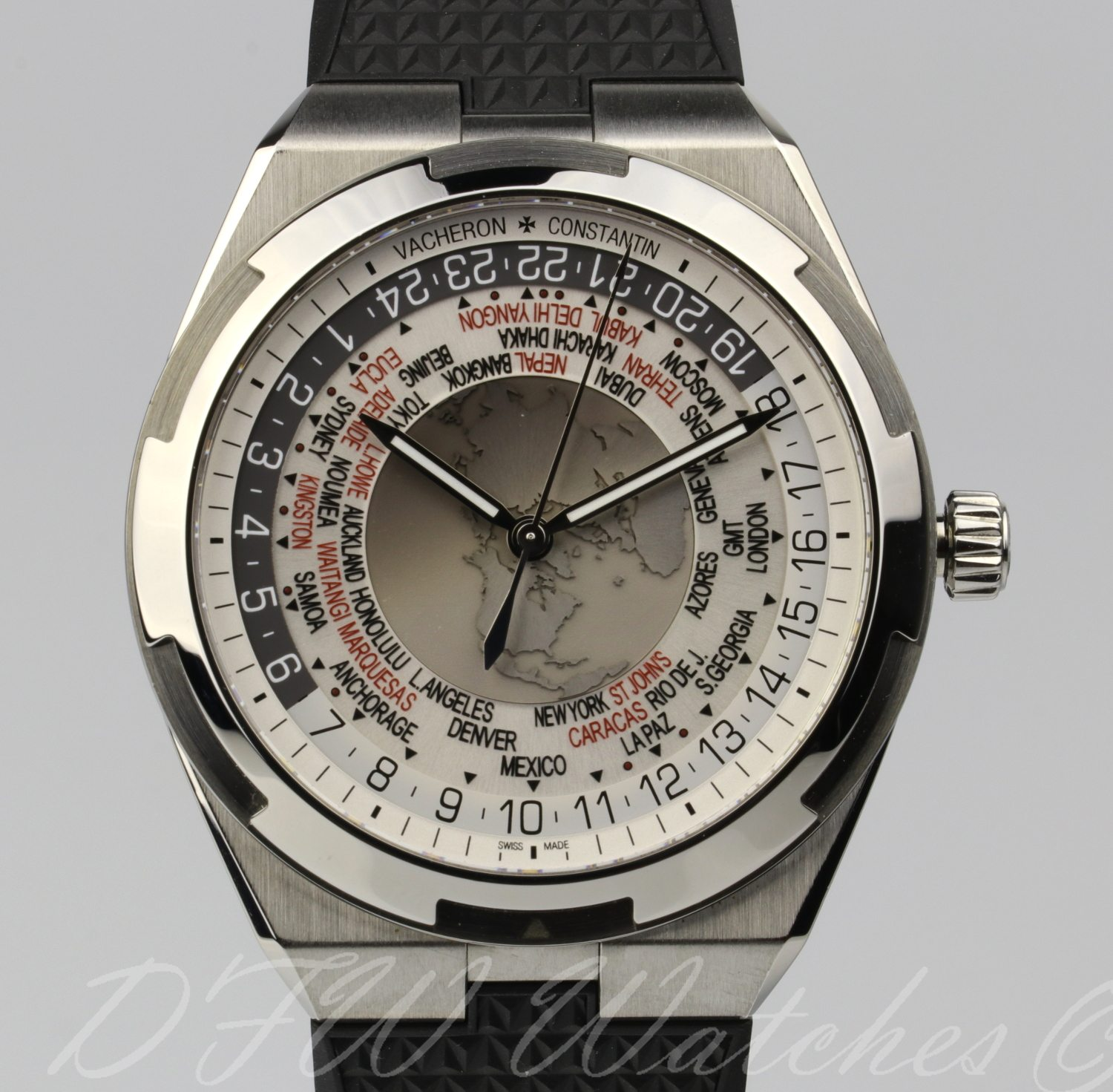 philippe owned limited time worldtime world pre complications watches edition new patek york