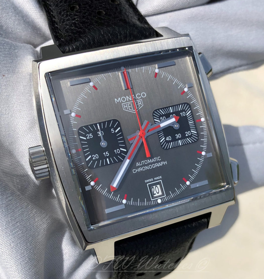 Tag Heuer Monaco Limited Edition Caw211b